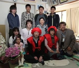 大家族石田さんチ2017春!親子離婚と別居で跡継ぎ相続は誰?【5月番組内容】
