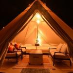 おしゃれなキャンプ『グランピング』のおすすめの施設や場所は?【旅ずきんちゃん】