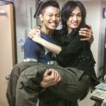 有吉反省会の岩永洋昭の筋肉がすごい!結婚した嫁や子供とお姫様抱っこ画像は?