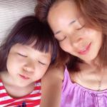 SHIHOがハワイの自宅公開?すっぴん画像や娘のサランが可愛い!夫の秋山成勲と子育て法は?